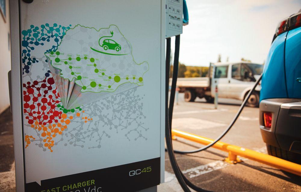 #ElectricRomânia 2020, ziua 7: De la Timișoara la Sibiu pe autostradă. Zi în care am chinuit autonomiile electricelor din tur - Poza 42