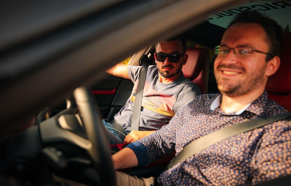 #ElectricRomânia 2020, ziua 7: De la Timișoara la Sibiu pe autostradă. Zi în care am chinuit autonomiile electricelor din tur - Poza 75