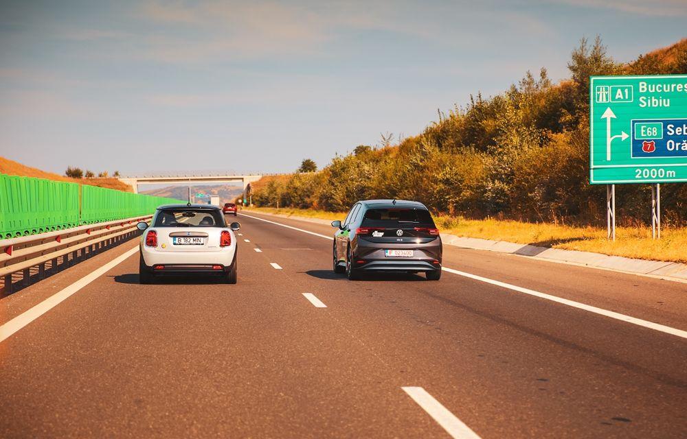 #ElectricRomânia 2020, ziua 7: De la Timișoara la Sibiu pe autostradă. Zi în care am chinuit autonomiile electricelor din tur - Poza 19
