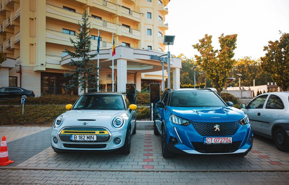 #ElectricRomânia 2020, ziua 7: De la Timișoara la Sibiu pe autostradă. Zi în care am chinuit autonomiile electricelor din tur - Poza 16