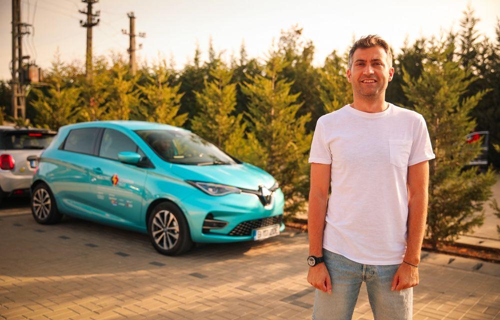 #ElectricRomânia 2020, ziua 7: De la Timișoara la Sibiu pe autostradă. Zi în care am chinuit autonomiile electricelor din tur - Poza 73