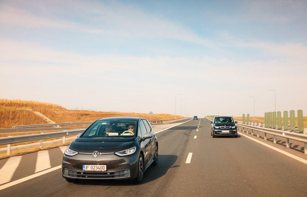 #ElectricRomânia 2020, ziua 7: De la Timișoara la Sibiu pe autostradă. Zi în care am chinuit autonomiile electricelor din tur - Poza 53