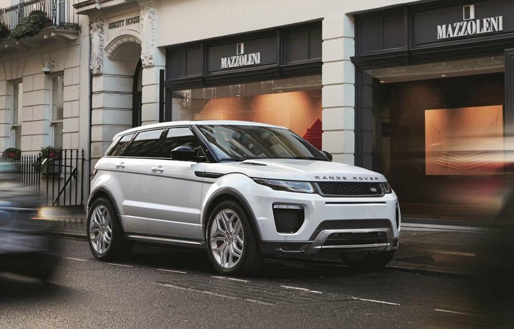 JLR amână lansarea primului Range Rover electric: grupul britanic invocă reduceri de costuri din cauza pandemiei - Poza 1