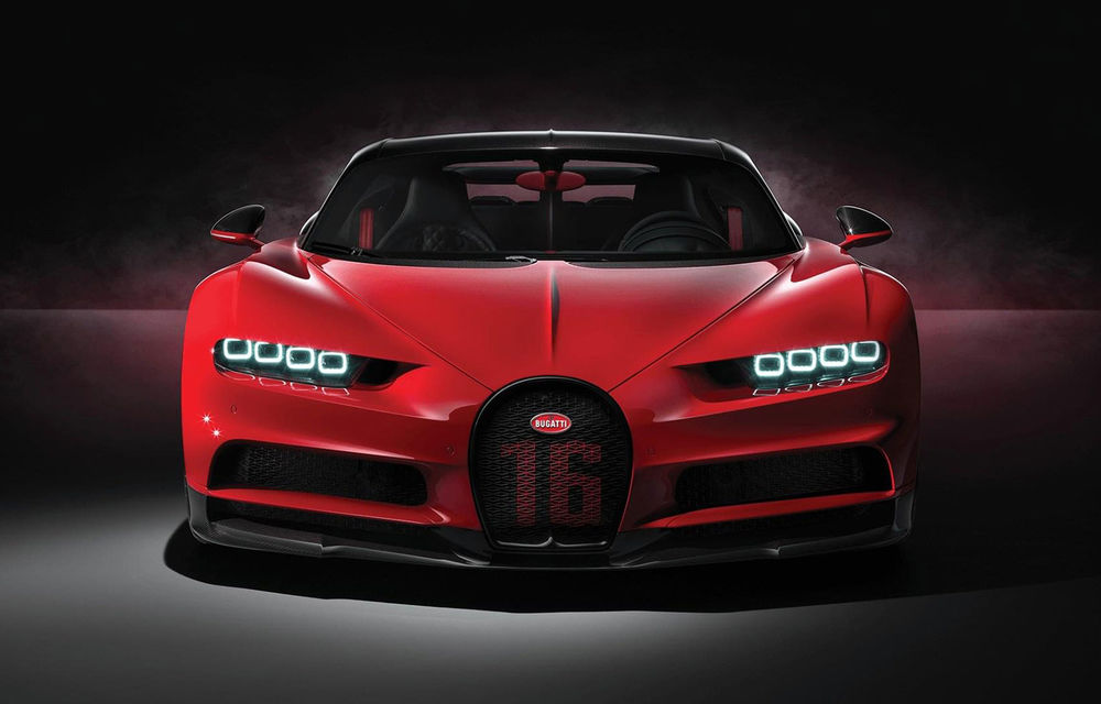 Zvonuri: grupul VW vrea să vândă brandul Bugatti către croații de la Rimac - Poza 1
