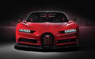 Zvonuri: grupul VW vrea să vândă brandul Bugatti către croații de la Rimac