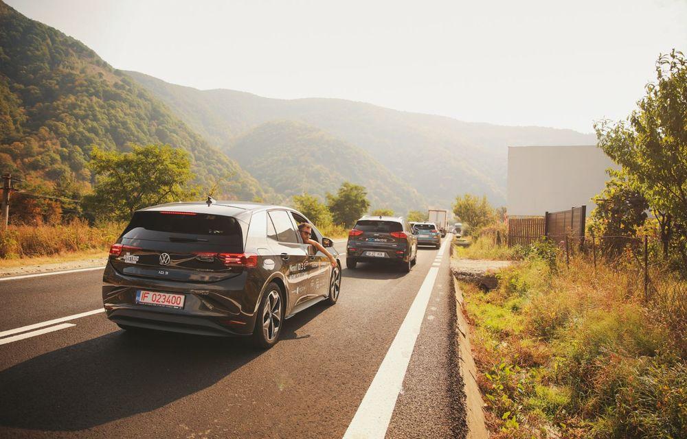 #ElectricRomânia 2020, ziua 8, final de tur: Valea Oltului în loc de Transfăgărășan în drumul către casă - Poza 48