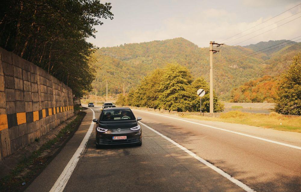 #ElectricRomânia 2020, ziua 8, final de tur: Valea Oltului în loc de Transfăgărășan în drumul către casă - Poza 56