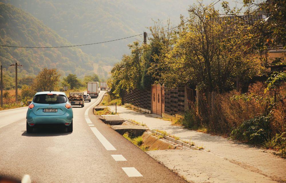 #ElectricRomânia 2020, ziua 8, final de tur: Valea Oltului în loc de Transfăgărășan în drumul către casă - Poza 38