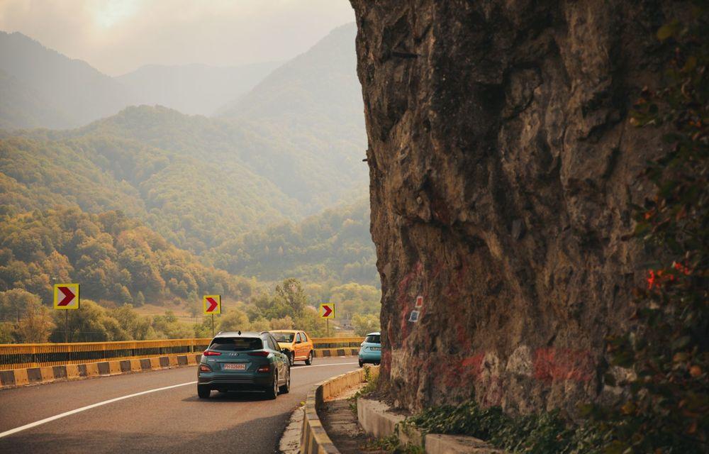 #ElectricRomânia 2020, ziua 8, final de tur: Valea Oltului în loc de Transfăgărășan în drumul către casă - Poza 51
