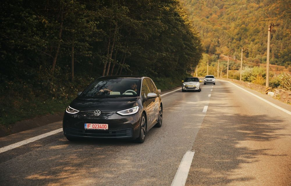 #ElectricRomânia 2020, ziua 8, final de tur: Valea Oltului în loc de Transfăgărășan în drumul către casă - Poza 55