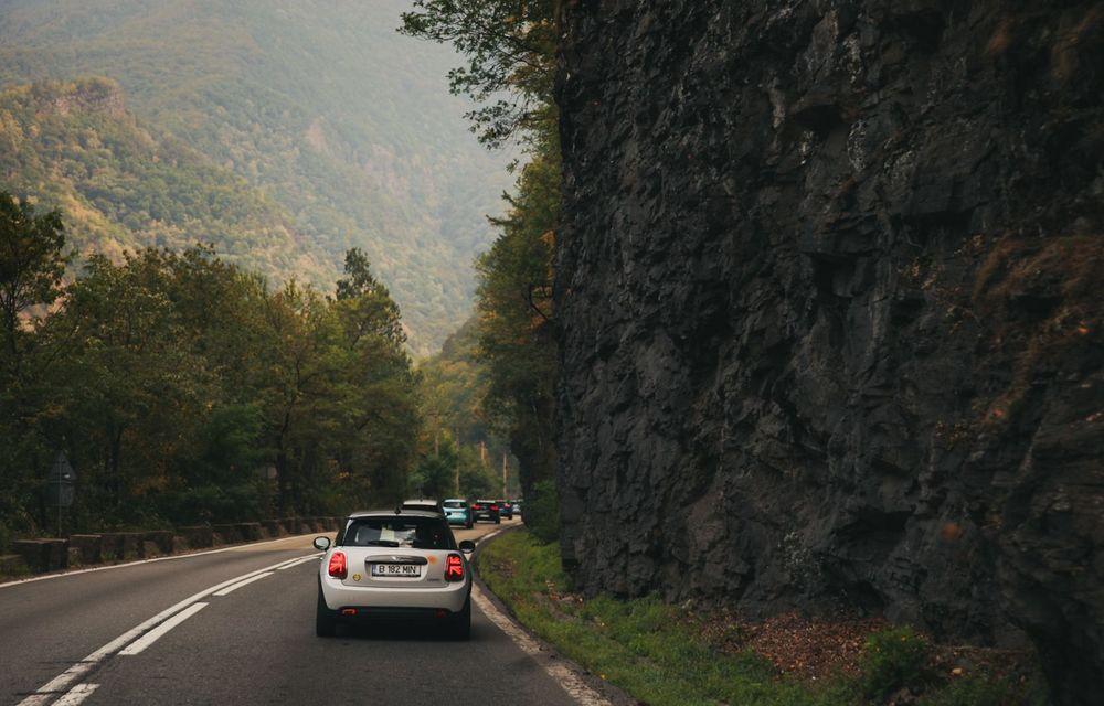 #ElectricRomânia 2020, ziua 8, final de tur: Valea Oltului în loc de Transfăgărășan în drumul către casă - Poza 61