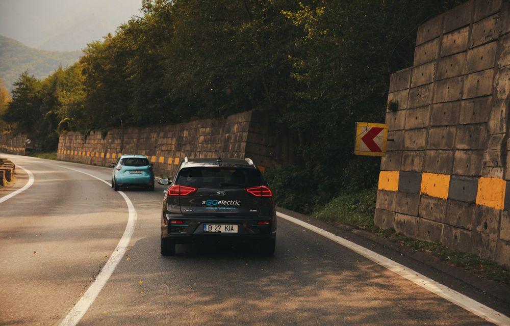 #ElectricRomânia 2020, ziua 8, final de tur: Valea Oltului în loc de Transfăgărășan în drumul către casă - Poza 54