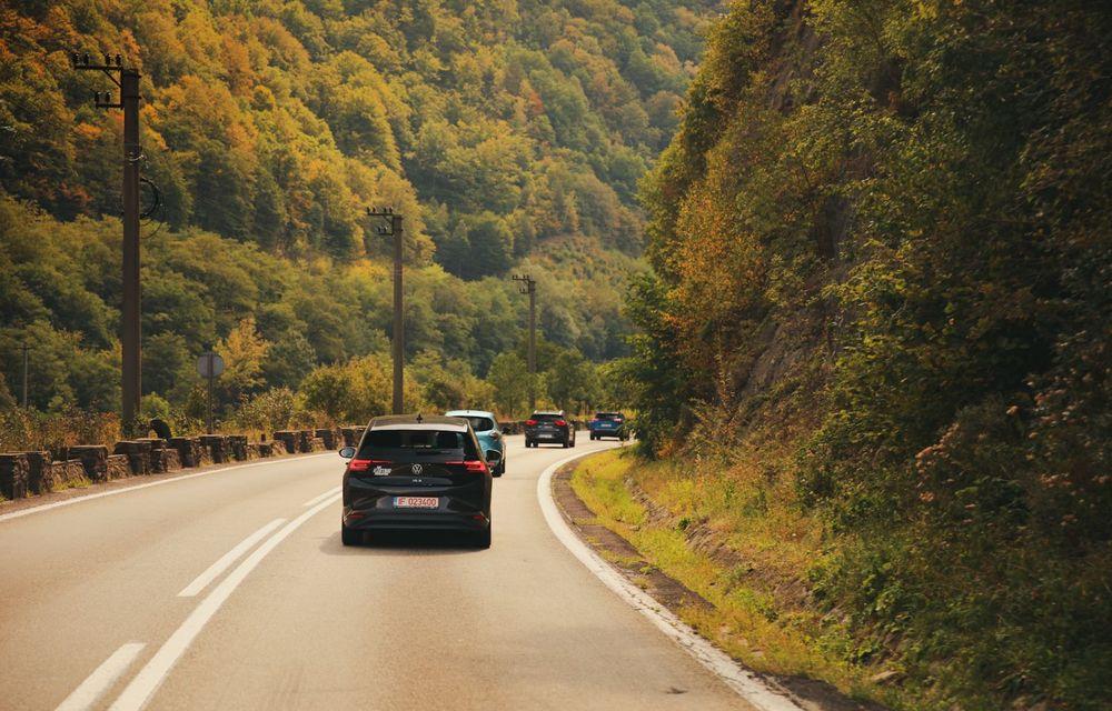 #ElectricRomânia 2020, ziua 8, final de tur: Valea Oltului în loc de Transfăgărășan în drumul către casă - Poza 57