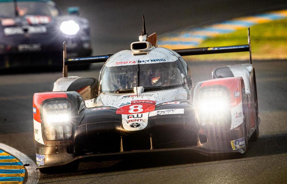 Video: Rezumatul Cursei de 24 de ore de la Le Mans. Toyota a câștigat fără emoții pentru a treia oară consecutiv - Poza 1