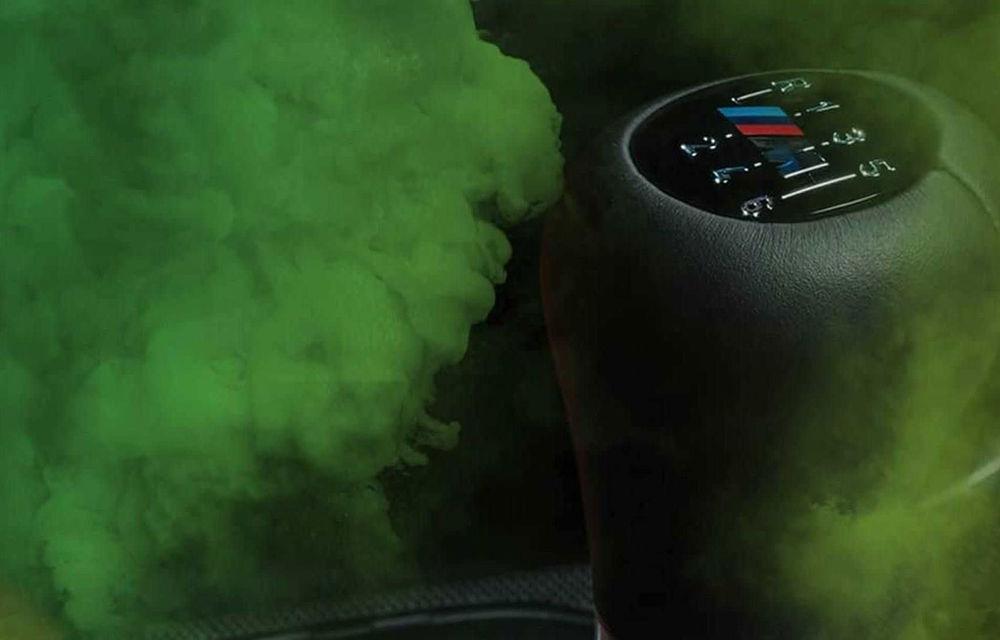 Teasere cu BMW M3 și M4 Coupe: cele două modele de performanță vor fi prezentate în 23 septembrie - Poza 5