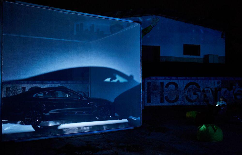"""Avanpremieră în România: noul BMW Seria 4 Coupe a fost prezentat în cadrul proiectului de artă românesc """"Who Am I?"""" - Poza 3"""