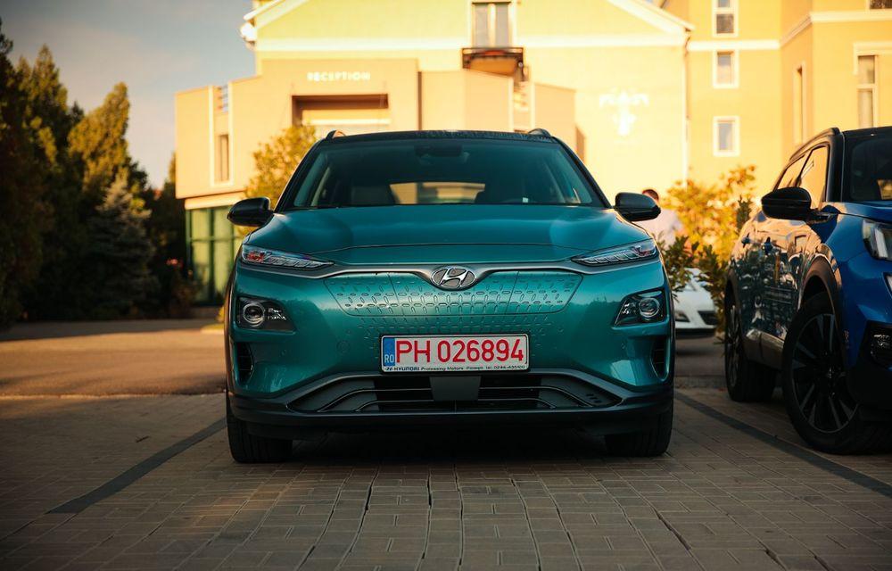 RAPORT FINAL: Hyundai Kona Electric în #ElectricRomânia 2020: încărcare, consum, autonomie reală - Poza 16