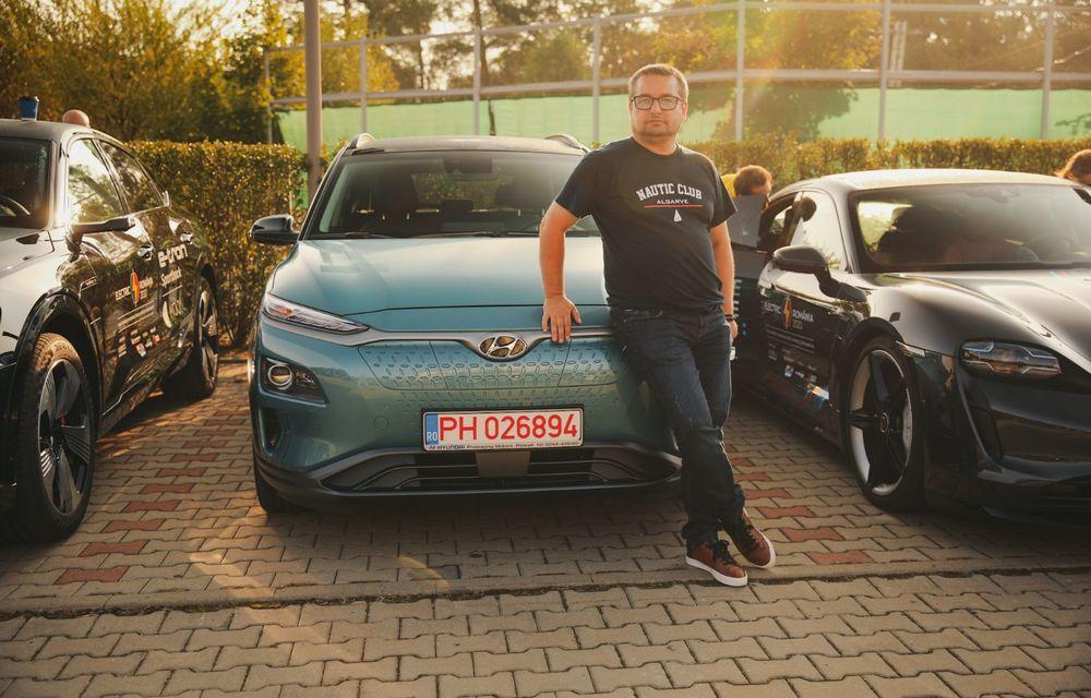 RAPORT FINAL: Hyundai Kona Electric în #ElectricRomânia 2020: încărcare, consum, autonomie reală - Poza 31