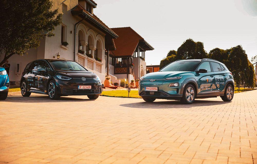 RAPORT FINAL: Hyundai Kona Electric în #ElectricRomânia 2020: încărcare, consum, autonomie reală - Poza 23