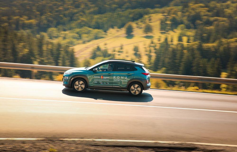 RAPORT FINAL: Hyundai Kona Electric în #ElectricRomânia 2020: încărcare, consum, autonomie reală - Poza 22