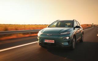 RAPORT FINAL: Hyundai Kona Electric în #ElectricRomânia 2020: încărcare, consum, autonomie reală