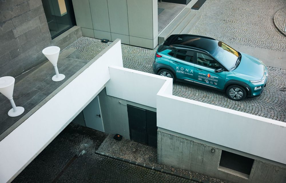 RAPORT FINAL: Hyundai Kona Electric în #ElectricRomânia 2020: încărcare, consum, autonomie reală - Poza 8