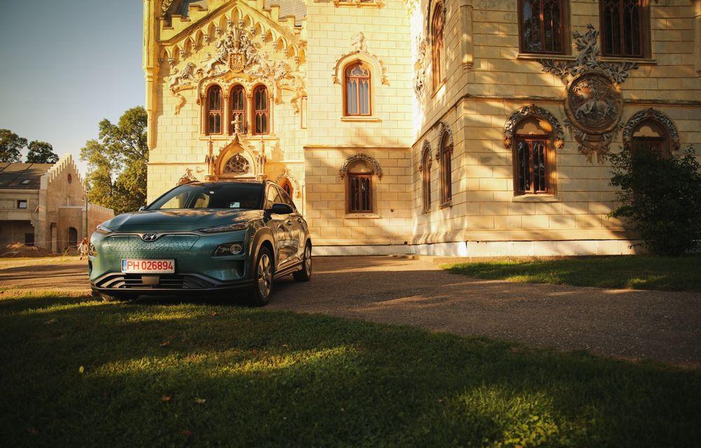 RAPORT FINAL: Hyundai Kona Electric în #ElectricRomânia 2020: încărcare, consum, autonomie reală - Poza 14