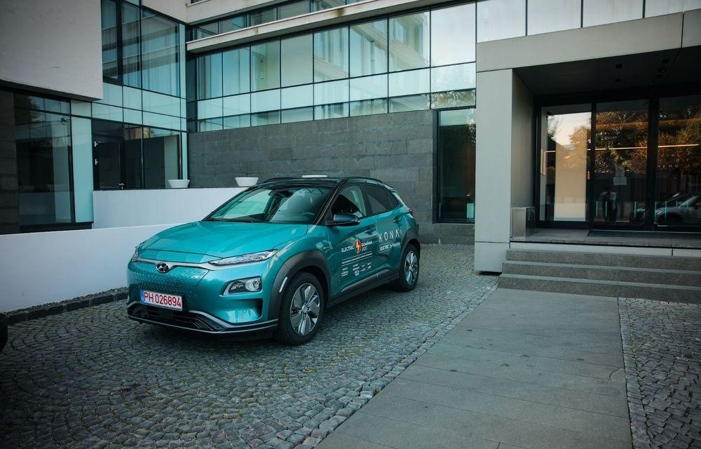 RAPORT FINAL: Hyundai Kona Electric în #ElectricRomânia 2020: încărcare, consum, autonomie reală - Poza 15