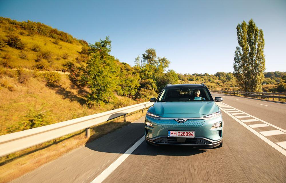 RAPORT FINAL: Hyundai Kona Electric în #ElectricRomânia 2020: încărcare, consum, autonomie reală - Poza 6