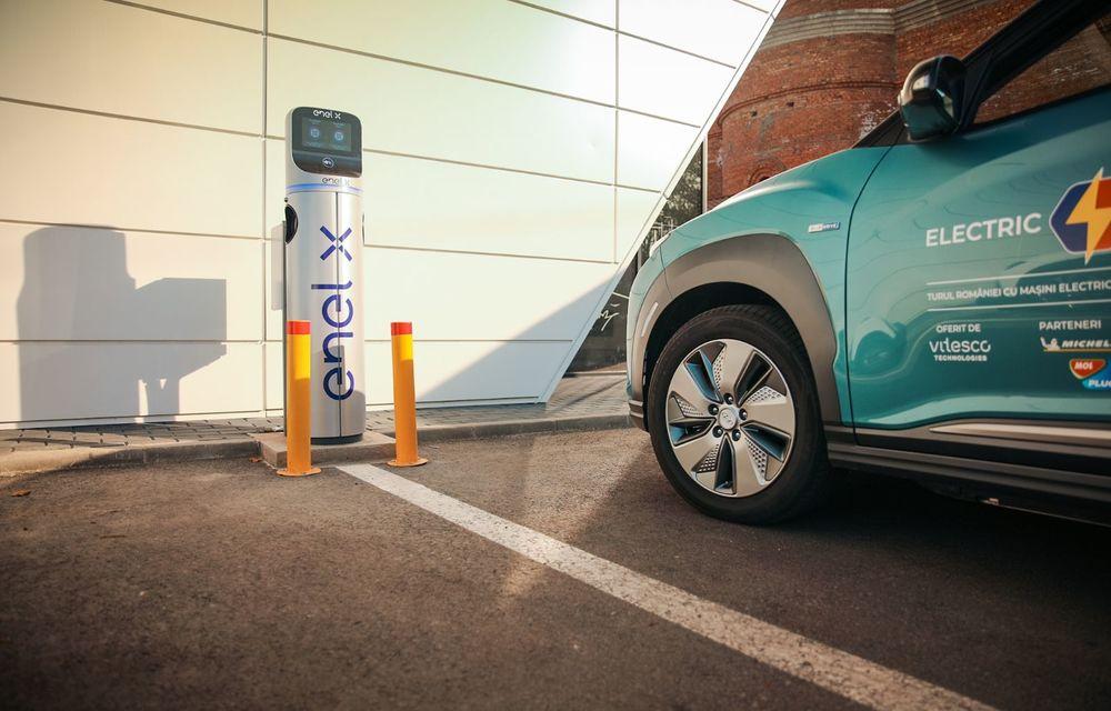 RAPORT FINAL: Hyundai Kona Electric în #ElectricRomânia 2020: încărcare, consum, autonomie reală - Poza 27