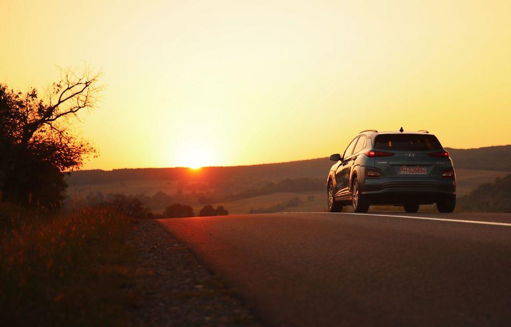 RAPORT FINAL: Hyundai Kona Electric în #ElectricRomânia 2020: încărcare, consum, autonomie reală - Poza 17