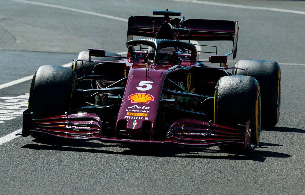 """Ferrari va introduce un update în cursa din Rusia: """"Imaginea de ansamblu va rămâne aceeași, dar oportunitățile pot apărea în 2021"""" - Poza 1"""