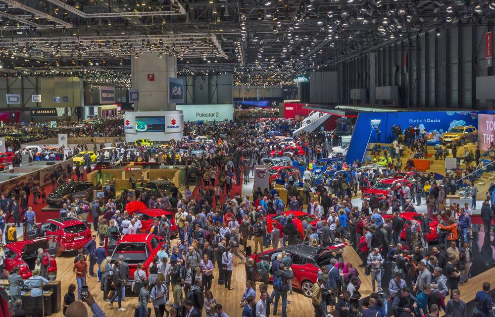 Detalii despre Salonul Auto de la Geneva: ar putea fi organizat în 2021 doar cu jurnaliști, pe o durată de 3 zile - Poza 1