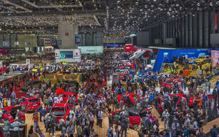 Detalii despre Salonul Auto de la Geneva: ar putea fi organizat în 2021 doar cu jurnaliști, pe o durată de 3 zile