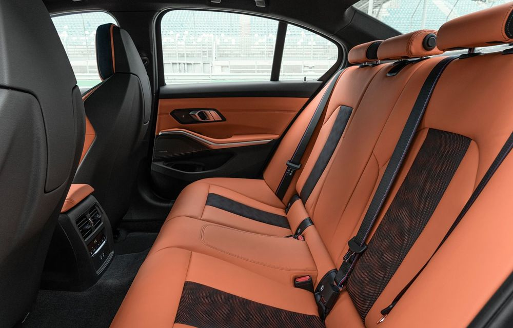 BMW a prezentat noile M3 și M4 Coupe: versiune de bază cu 480 CP și cutie manuală, și variantă Competition cu 510 CP și tracțiune integrală - Poza 46
