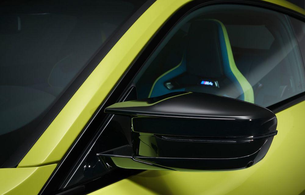 BMW a prezentat noile M3 și M4 Coupe: versiune de bază cu 480 CP și cutie manuală, și variantă Competition cu 510 CP și tracțiune integrală - Poza 195