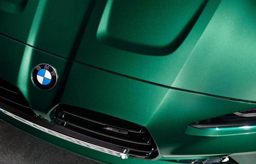 BMW a prezentat noile M3 și M4 Coupe: versiune de bază cu 480 CP și cutie manuală, și variantă Competition cu 510 CP și tracțiune integrală - Poza 168