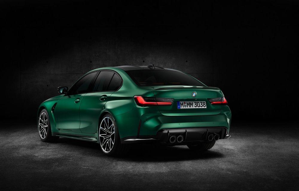 BMW a prezentat noile M3 și M4 Coupe: versiune de bază cu 480 CP și cutie manuală, și variantă Competition cu 510 CP și tracțiune integrală - Poza 159
