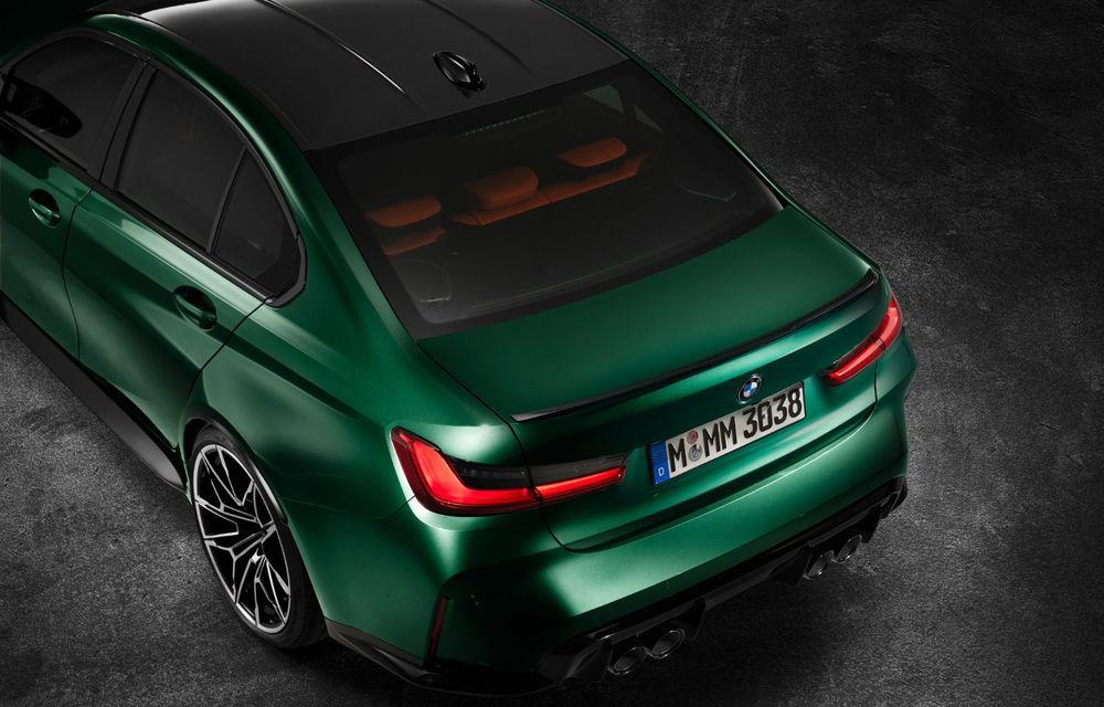 BMW a prezentat noile M3 și M4 Coupe: versiune de bază cu 480 CP și cutie manuală, și variantă Competition cu 510 CP și tracțiune integrală - Poza 164