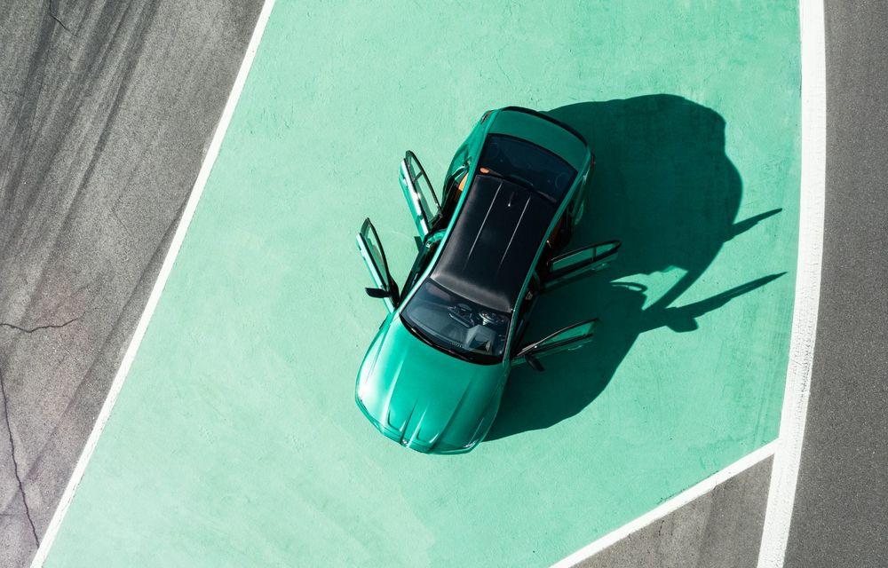 BMW a prezentat noile M3 și M4 Coupe: versiune de bază cu 480 CP și cutie manuală, și variantă Competition cu 510 CP și tracțiune integrală - Poza 106