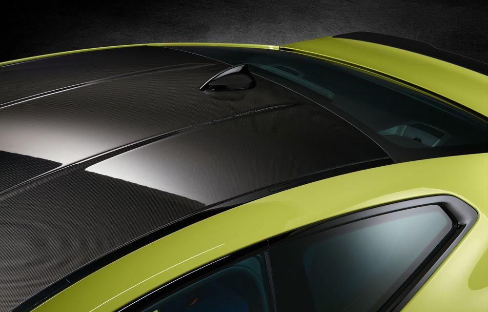 BMW a prezentat noile M3 și M4 Coupe: versiune de bază cu 480 CP și cutie manuală, și variantă Competition cu 510 CP și tracțiune integrală - Poza 183