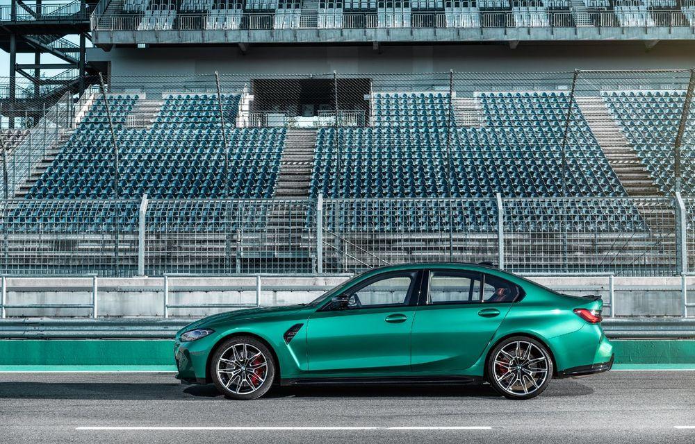 BMW a prezentat noile M3 și M4 Coupe: versiune de bază cu 480 CP și cutie manuală, și variantă Competition cu 510 CP și tracțiune integrală - Poza 141