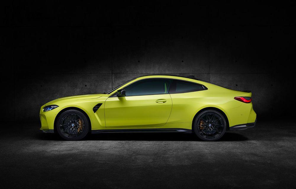BMW a prezentat noile M3 și M4 Coupe: versiune de bază cu 480 CP și cutie manuală, și variantă Competition cu 510 CP și tracțiune integrală - Poza 204