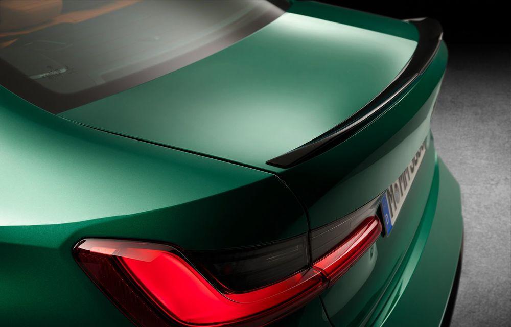 BMW a prezentat noile M3 și M4 Coupe: versiune de bază cu 480 CP și cutie manuală, și variantă Competition cu 510 CP și tracțiune integrală - Poza 170