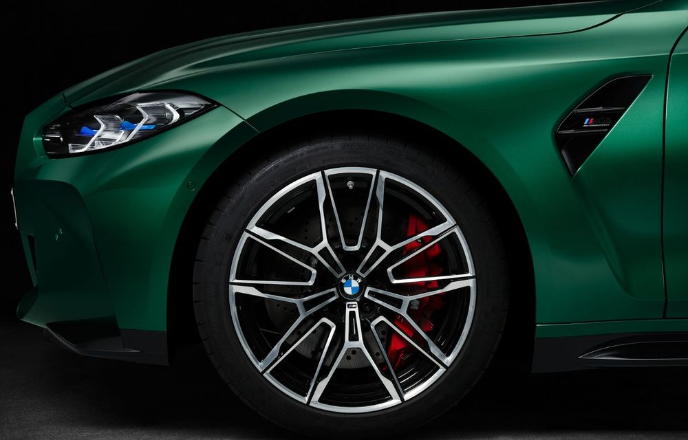 BMW a prezentat noile M3 și M4 Coupe: versiune de bază cu 480 CP și cutie manuală, și variantă Competition cu 510 CP și tracțiune integrală - Poza 162