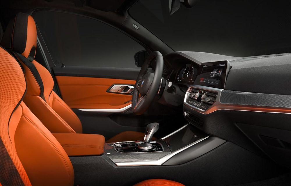 BMW a prezentat noile M3 și M4 Coupe: versiune de bază cu 480 CP și cutie manuală, și variantă Competition cu 510 CP și tracțiune integrală - Poza 178