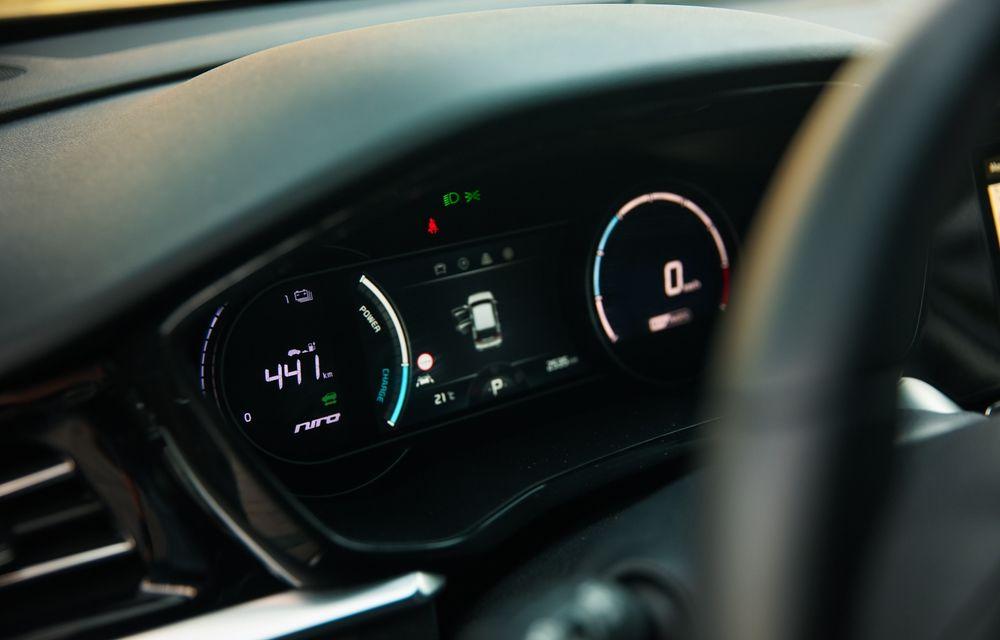 RAPORT FINAL: Kia e-Niro în #ElectricRomânia 2020: încărcare, consum, autonomie reală - Poza 34