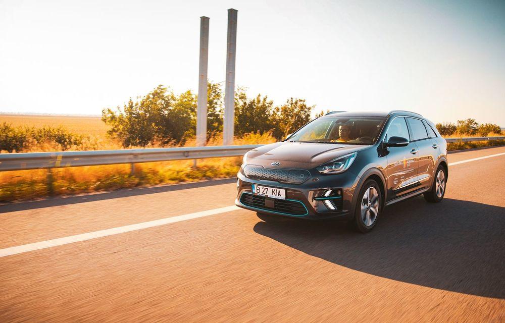 RAPORT FINAL: Kia e-Niro în #ElectricRomânia 2020: încărcare, consum, autonomie reală - Poza 9