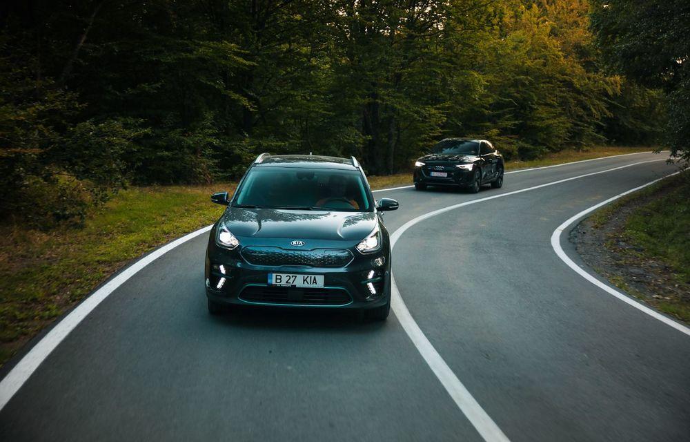 RAPORT FINAL: Kia e-Niro în #ElectricRomânia 2020: încărcare, consum, autonomie reală - Poza 6
