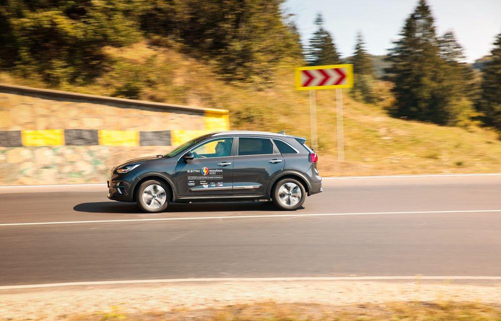 RAPORT FINAL: Kia e-Niro în #ElectricRomânia 2020: încărcare, consum, autonomie reală - Poza 12